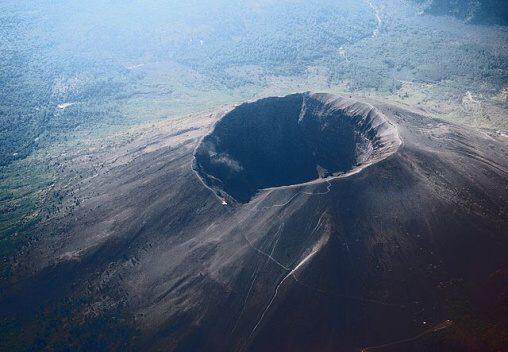 Fotky: Vulkanologie (sopka Vesuv)