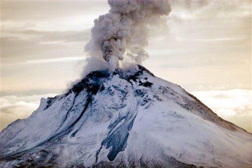 Fotky: Subglaciální sopky