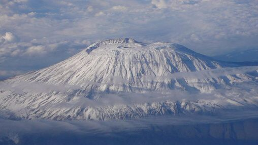 Fotky: Sopka Kilimandžáro (Tanzanie, Afrika)