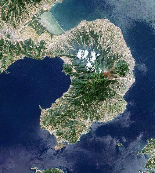 Fotky: Sopka Unzen (Japonsko)