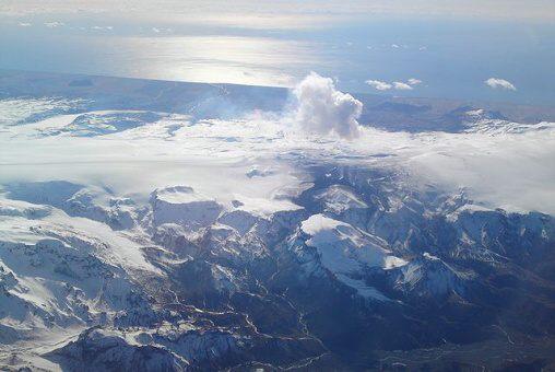 Fotky: Sopka Eyjafjallajökull (Island)