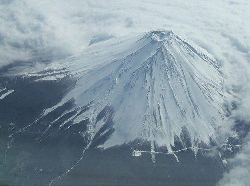 Fotky: Stratovulkán (Fudži, Japonsko)