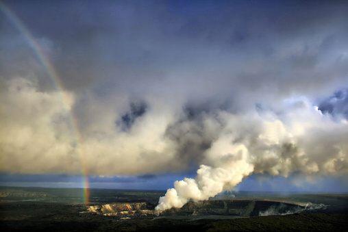 Fotky: Sopka Kilauea (Havajské ostrovy)