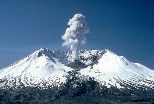 Fotky: Sopka Hora St. Helens (Island)