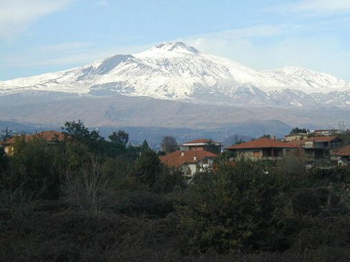 Fotky: Sopka Etna (Itálie)